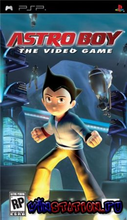 Astro Boy: The Video Game (PSP)