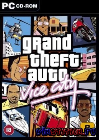 Скачать Grand Theft Auto: Vice City (PC/RUS) бесплатно