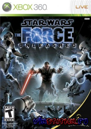 Star Wars: The Force Unleashed (Xbox360)