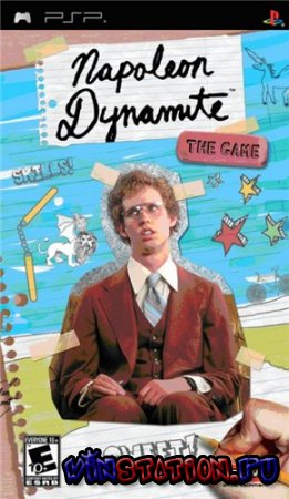 Napoleon Dynamite The Game (PSP)