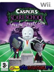 Casper Scare School: Spooky Sports Day