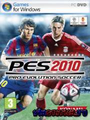 Pro Evolution Soccer 2010 (PC/RUS/Repack)