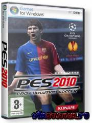 PES 2010 (PC/RUS/RePack by cdman)