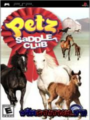 Petz: Saddle Club (PSP)