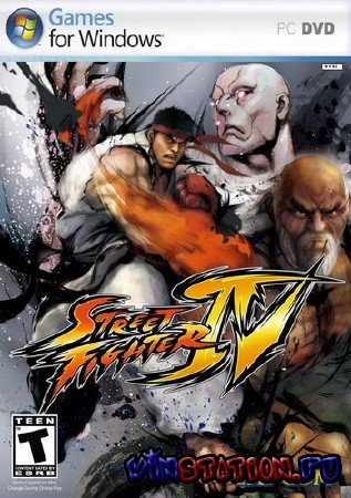 Скачать Street Fighter IV (PC/RUS/Repack) бесплатно