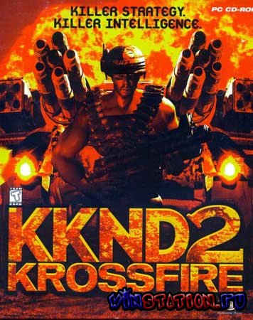 —качать Krush Kill СNТ Destroy 2: Krossfire (PC/RUS) бесплатно