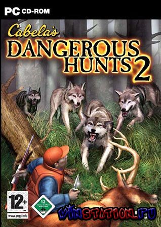 Скачать Cabelas Dangerous Hunts 2 (PC) бесплатно