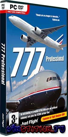 Скачать 777 Professional Flight Simulator (PC/RUS) бесплатно