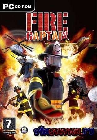 Скачать Fire Captain: Bay Area Inferno (PC/RUS) бесплатно