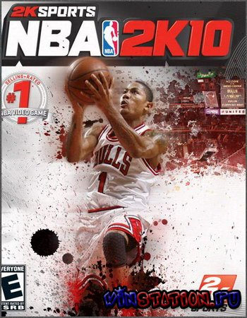 Скачать NBA 2K10 (PC/RUS/Repack) бесплатно