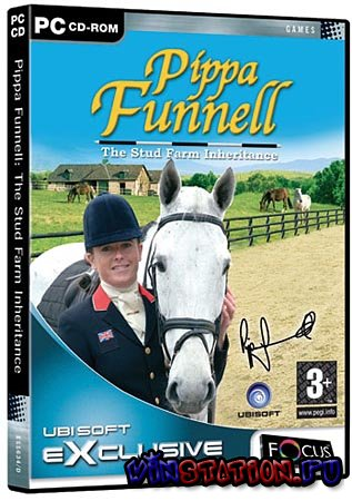 Скачать Pippa Funnell: The Stud Farm Inheritance (RUS) бесплатно