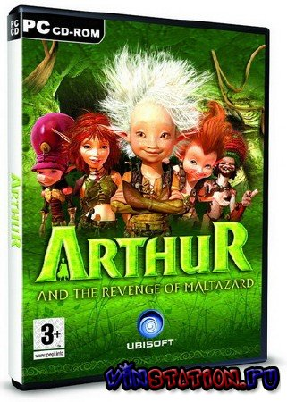 Скачать Arthur and the Revenge of Maltazard (PC) бесплатно
