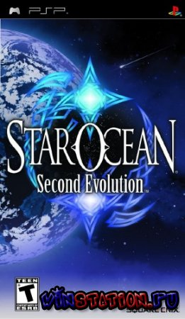 Скачать Star Ocean: Second Evolution (PSP) бесплатно