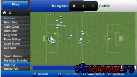 Football Manager Handheld 2010 (PSP)