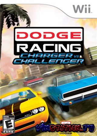 —качать Dodge Racing: Charger vs. Challenger (Wii) бесплатно