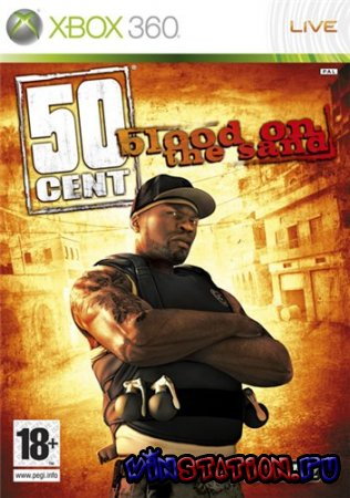 50 Cent: Blood on the Sand (Xbox360)