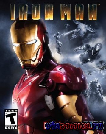 Скачать Iron Man (PC/RUS/RePack) бесплатно