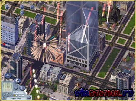 SimCity 4: Rush Hour (PC/RUS)