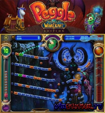 Peggle: World of Warcraft Edition (PC)