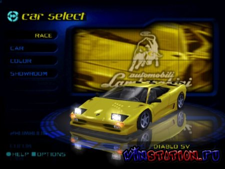 —качать игру Need for Speed High Stakes (PSX)
