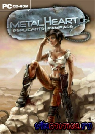 Metalheart: Replicants Rampage (PC/RUS)