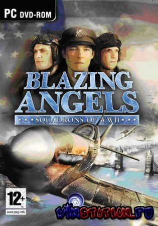 Скачать Blazing Angels Squadrons of WWII (PC/RUS) бесплатно