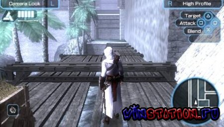 —качать Assassin's Creed: Bloodlines (PSP) бесплатно