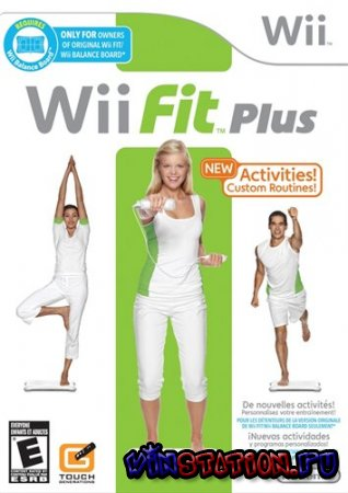 Wii Fit Plus (Wii)