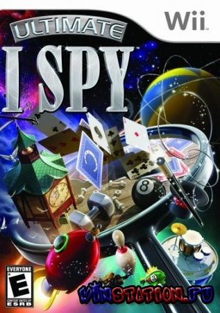 Ultimate I Spy (Wii)