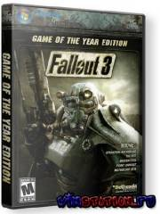 Fallout 3: Game Of The Year Edition (PC/RePack)