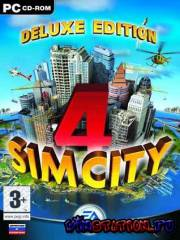 SimCity 4 Deluxe Edition + Patch (PC/RUS)