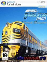 Trainz Simulator 2009: World Builder Edition (PC/RUS/RePack)
