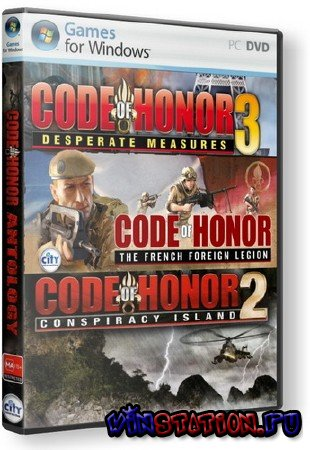 ������� ��������� Code of Honor (PC/RUS/RePack) ���������