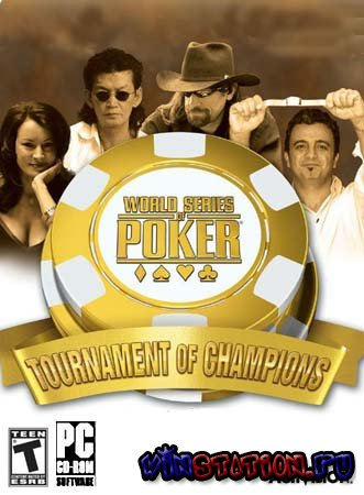 ������� World Series of Poker: Tournament of Champions (PC) ���������