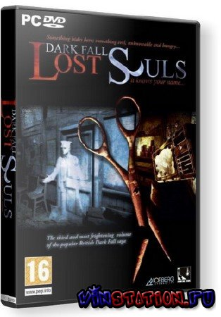 Скачать Dark Fall. Lost Souls (PC) бесплатно