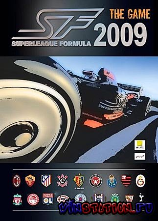 Superleague Formula 2009 (PC)