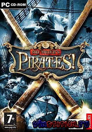 Скачать Sid Meiers Pirates: Live The Life! (PC/RUS) бесплатно