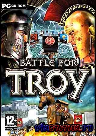 Скачать Battle for Troy / Троя (PC/RUS) бесплатно