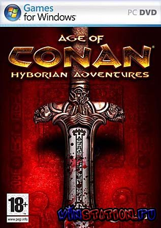 Скачать Age of Conan: Hyborian Adventures (PC/RUS) бесплатно