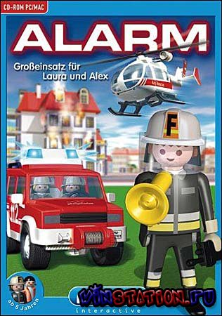 Скачать Playmobil Alarm (PC) бесплатно