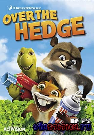 Скачать Over the Hedge (PC/RUS) бесплатно