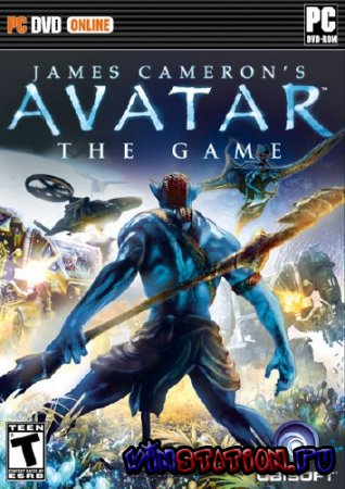 Скачать James Cameron's Avatar: The Game (PC) бесплатно