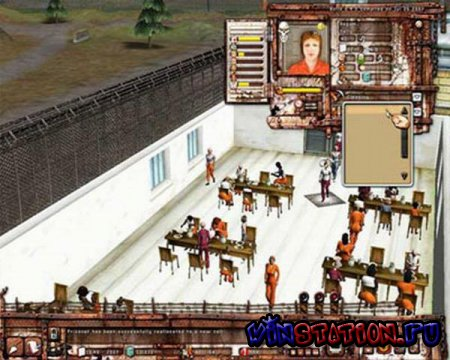 Скачать Prison Tycoon 3: Lockdown (PC/RUS) бесплатно
