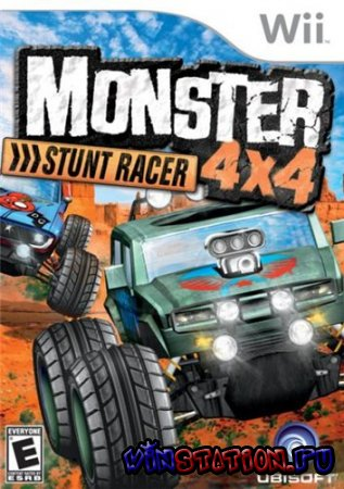 Monster 4x4: Stunt Racer (Wii)