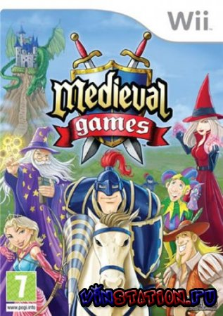 Medieval Games (Wii)