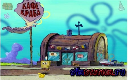 SpongeBob SquarePants: Operation Krabby Patty (PC/RUS)