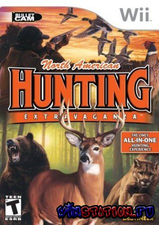 North American Hunting Extravaganza(Wii)