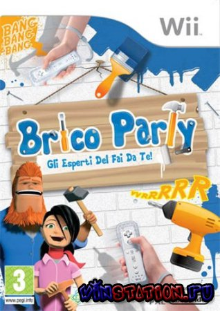 Fix It Brico Party (Wii)