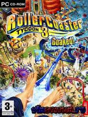 RollerCoaster Tycoon 3 +Wild, Soaked! (PC/RUS)