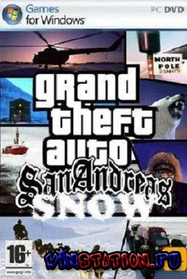 GTA Snow Mod (PC)